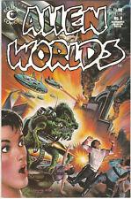 Alien Worlds #8 VF- 1984 Eclipse Comics Sci-Fi Al Williamson Bruce Jones Aliens