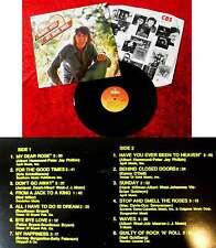 LP Albert West: My Dear Rose (CBS 81120) NL 1975