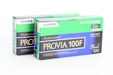 :Fujifilm RDP-III 120 Fujichrome Provia 100F Film - 10 Rolls (x2 Pro Packs) 2020