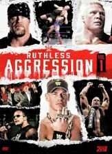 WWE Ruthless Aggression Vol 1 One New DVD