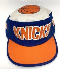 Vintage New York Knicks NON-Snapback Hat Cap One Size Officially Licensed  TWINS