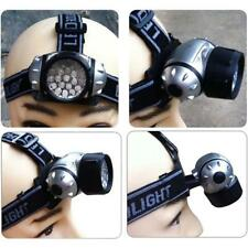 21 LED 2 Mode Head Headlamp Torch Camping Hiking Flashlight Bike Lamp Waterproof