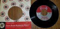 MISS TONI FISHER / The Big Hurt - Memphis Belle / SIGNET 3-275   45rpm Vinyl
