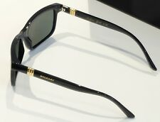 Bvlgari Sunglasses Black 18 karat gold  Model BV7017G