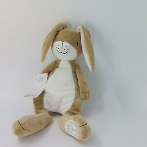 Nutbrown Hare Guess How Much I Love You Rabbit Bunny Soft Toy Plush