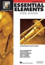 Essential Elements For Band - Book 2 - Trombone - W / Online Resources