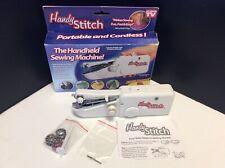 Portable Handy Stitch Cordless Handheld Sewing Machine