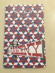 Barry McGee Signed Larceny Book Banksy Futura 2000 Retna Shepard Fairey Art