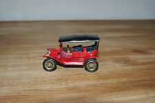 Modellauto Matchbox Models of Yesteryear Lesney  Y-1  1911 Modell T Ford