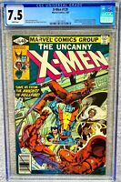 CGC 7.5 UNCANNY X-MEN #129 .. 1ST KITTY PRYDE .. 1ST WHITE QUEEN .. 1980 .. KEY