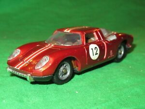 Politoys M 525 Ferrari 250 LM Le Mans Pininfarina good unboxed