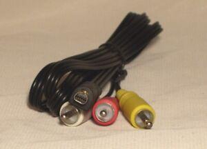 AV cable for Panasonic K2KZ9CB00002 A/V Multi Cable for SDR-H40, SDR-S10 etc.