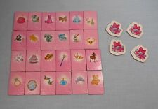 Disney Princess Spinning Wheel Game Parts - Wish Tokens & Present Tokens  #SW02