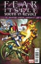 FEAR ITSELF YOUTH IN REVOLT #1-6 VERY FINE 2011 COMPLETE SET MARVEL MN-1600