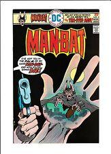 "Man-Bat No.2  : 1976 :   : ""The Ten-Eyed Man!"" :"