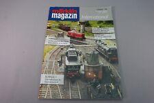 ZB543 MARKLIN Magazin 1/2004 Fevrier/Mars Une voie de service Portrait