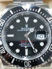 Rolex Sea-Dweller 43mm Oystersteel Case, Silver Oystersteel Bracelet, Men's...