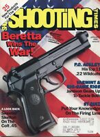 SHOOTING TIMES Magazine January 1990 Beretta Wins the War!