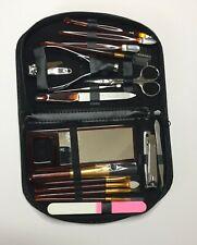 Maniküre & Make Up Set 18 tlg. Etui Nagelpflege Kosmetik NEU