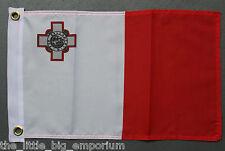 Republic of Malta Flag Small Size New Polyester Maltese