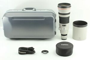 【TOP MINT in CASE】 Canon EF 500mm f/4 L IS II USM ULTRASONIC Lens From JAPAN 582