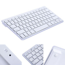 Bluetooth 3.0 Wireless Keyboard For Apple iPad Air 2 3rd 4th Mini Macbook Mac PC