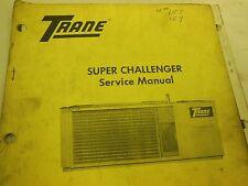 Trane Heavy Equipment Manuals & Books for sale | eBay