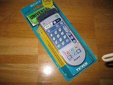 Sony Clip Fernbedienung lernfähig alte Rarität OVP RM V50T TV / VCR Sammelstück