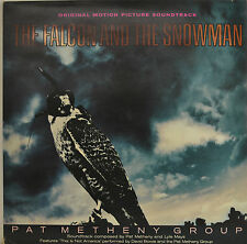"""OST - THE FALCON AND THE SNOWMAN - METHENY -  MAYS -  BOWIE  LP 12""""  (S 281)"""