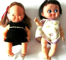 Vintage Japan Marked rubber doll and Vogue Doll