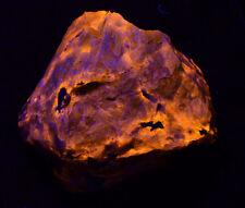 Sodalite Hackmanite, Narsaq, Greenland. 57x48x29mm 84 grams.
