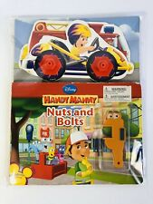 Handy Manny Nuts and Bolts Interactive w/ Tool Book