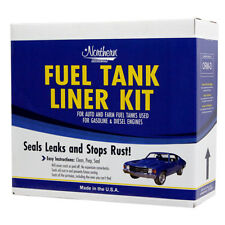 Northern RW0125-9 Fuel Gas Tank Prep Cleaner & Epoxy Liner Kit 12-20 Gallon Size