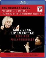 Lang Lang: The Highest Level [Blu-ray] [2013] DVD New Andreas Morell, Christian