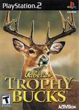 Cabela''s Trophy Bucks PS2 New Playstation 2