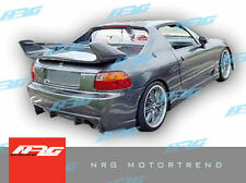 for civic Del Sol 93-97 Honda BD Rear bumper Fiberglass body kit BD-HD-52R