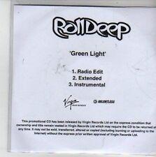 (CG890) Roll Deep, Green Light - 2010 DJ CD