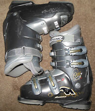 #38 Nordica One 40 W Downhill Ski Boots womens Size 7.5,   24 mondo, 285mm sole