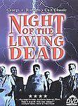 George Romero Night of the Living Dead DVD 1997 REGION FREE Worldwide Use