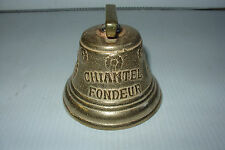 """Weaver Leather 654463 Swiss Cow Bell, 3 7/8"""" Diameter - Free Shipping!"""