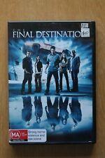 Final Destination (DVD, 3D, 3-Disc Set) Preowned (D194)