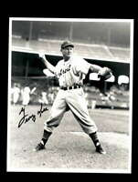 George Kell Hand Signed 8x10 Photograph Autograph Detroit Tigers