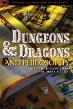 Dungeons and Dragons and Philosophy: Raiding the Temple of Wisdom Popular Cultu
