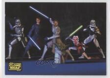 2008 Topps Star Wars: The Clone Wars #90 Checklist Non-Sports Card 2h0