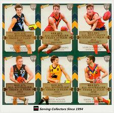 2012 Select AFL Future Force Card Series All Australia Team Full Set (22 Cards)