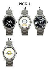 OPEL Car Automobile Logo Sport Metal Watch #PICK 1
