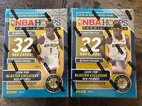 2019-20 NBA Hoops Premium Stock Blaster  Lot Of 2 Boxes Zion Ja
