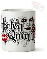 Harley Quinn - Suicide Squad - Ceramic Mug Cup - Unique design - 320ml