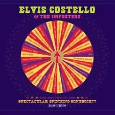 ELVIS COSTELLO - THE RETURN OF THE SPECTACULAR SPINNING