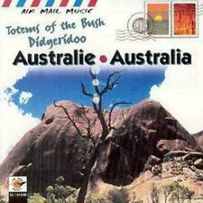 VARIOUS ARTISTS - AIR MAIL MUSIC: TOTEMS OF THE BUSH-DIDGERIDOO NEW CD